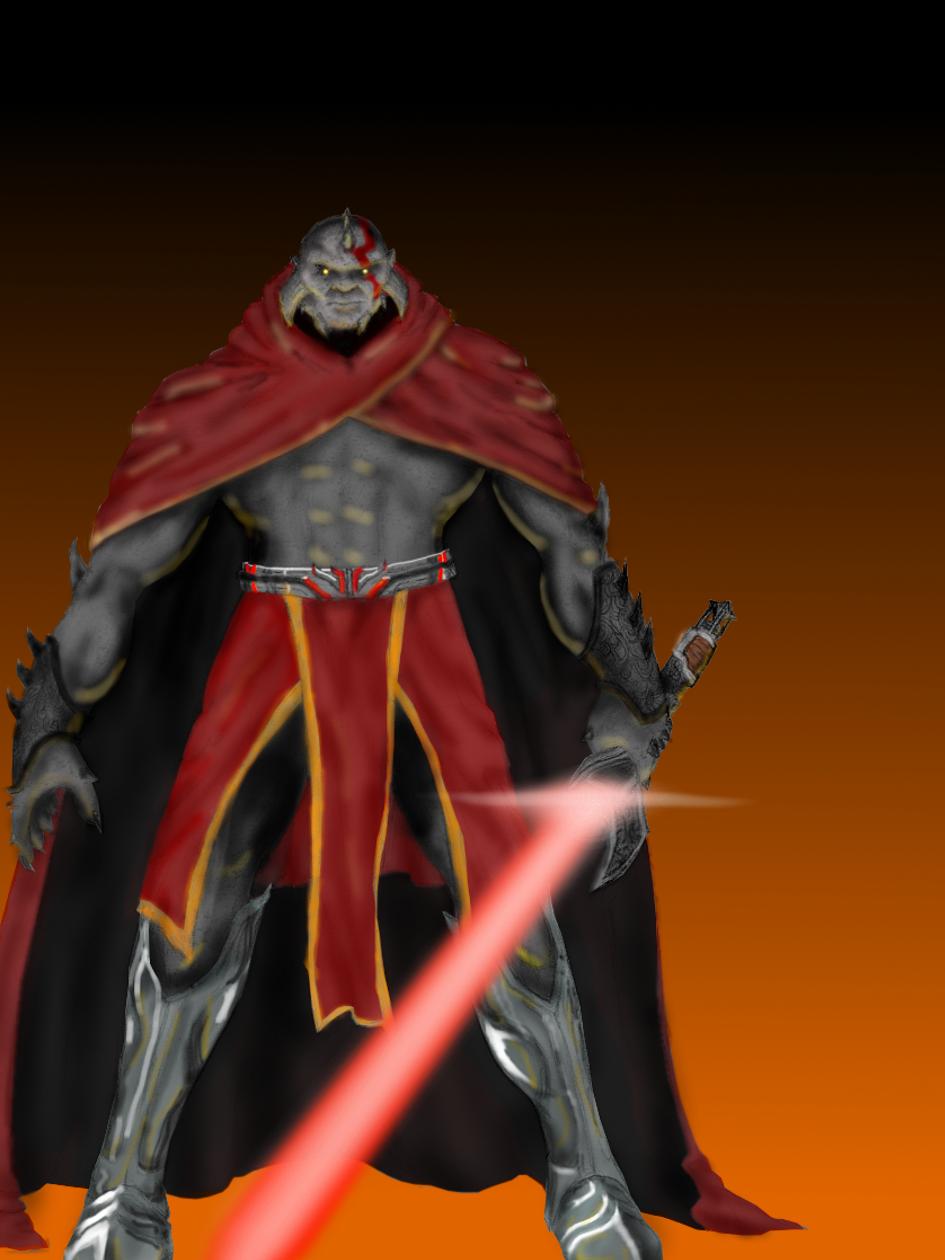 Villain 1: Star Wars 7