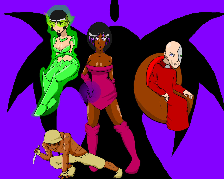 The Elite Four