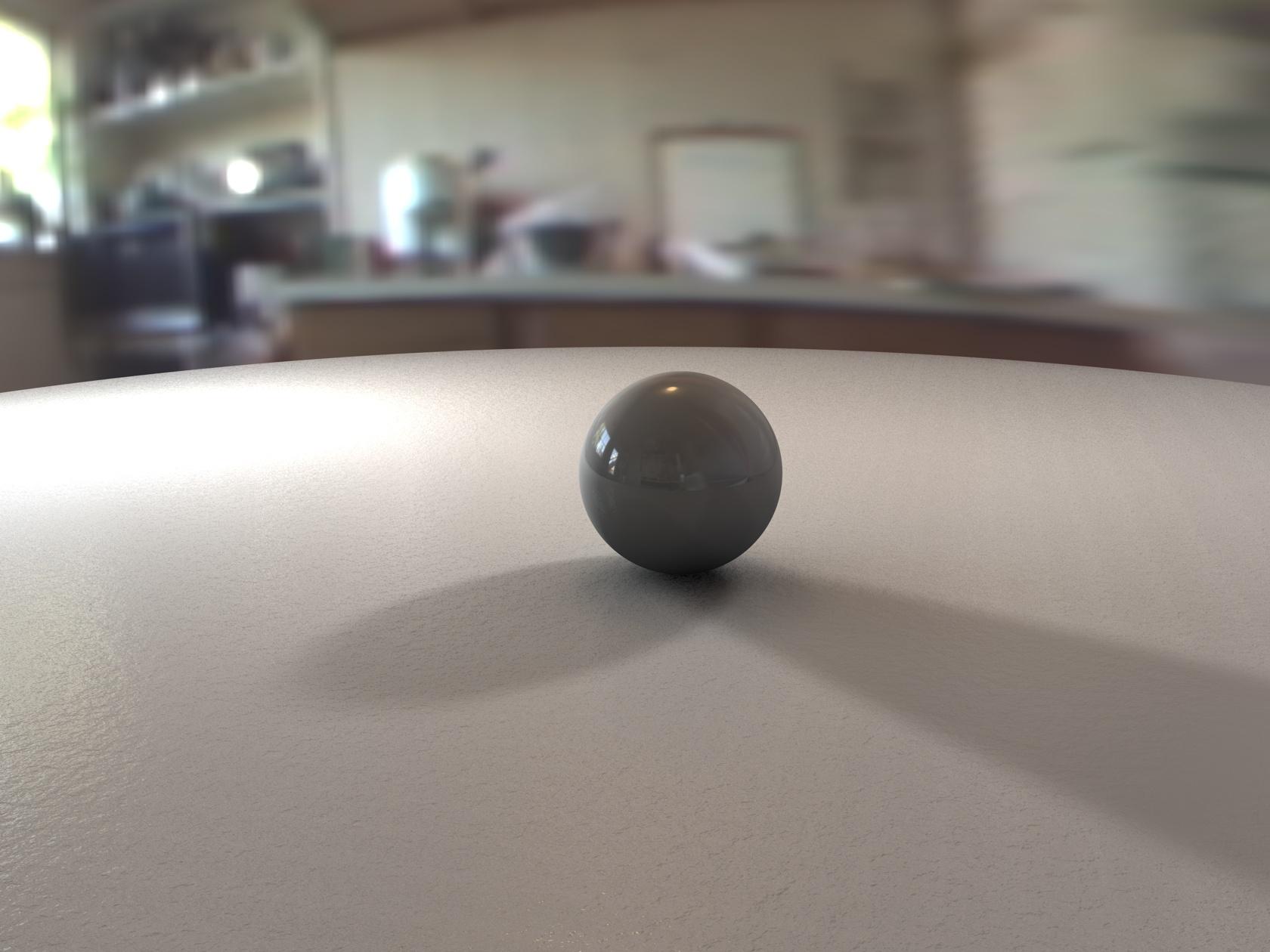 Super Photo-realistic ball
