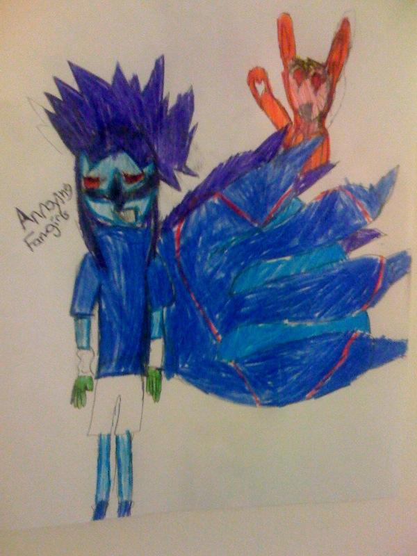 Sasuke's heart!