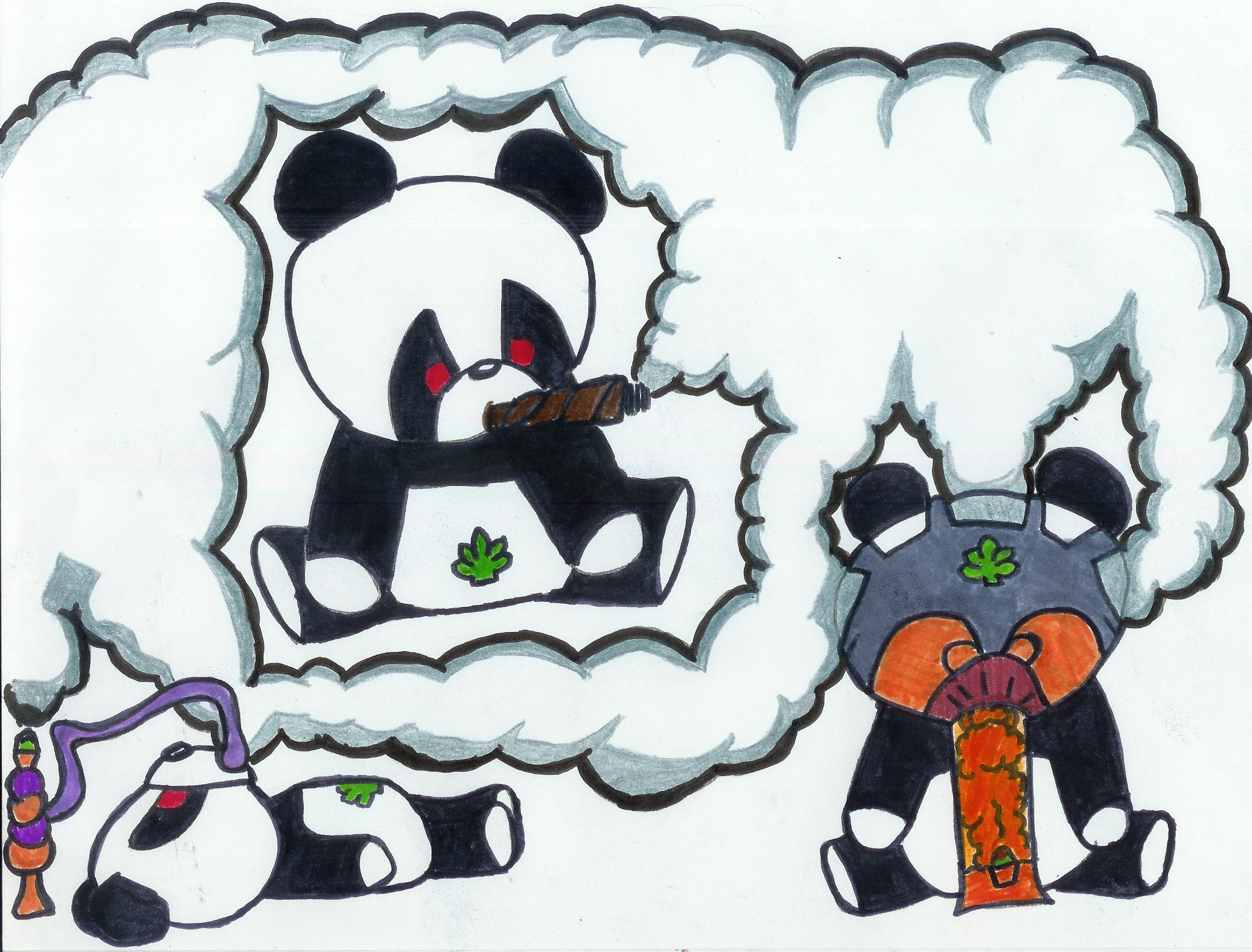 Pandas Pot