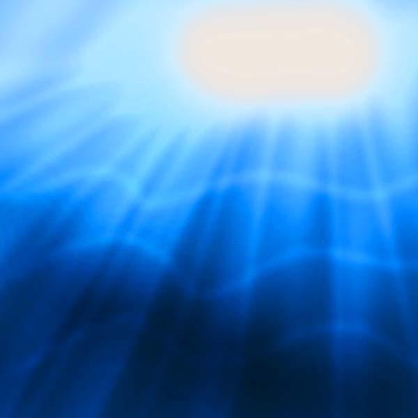 Amazing underwater background