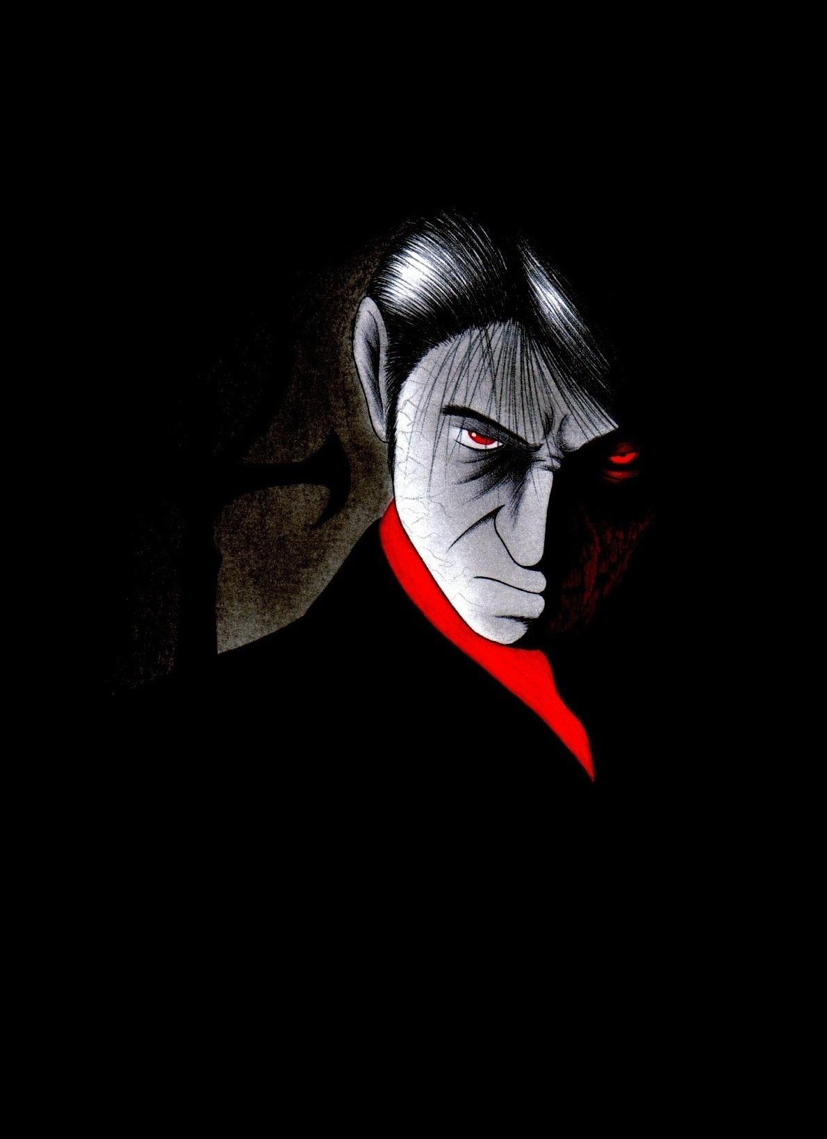Biblical Cain - First Vampire
