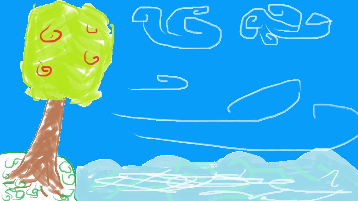 Stoopid Kiddie Drawing of Mine