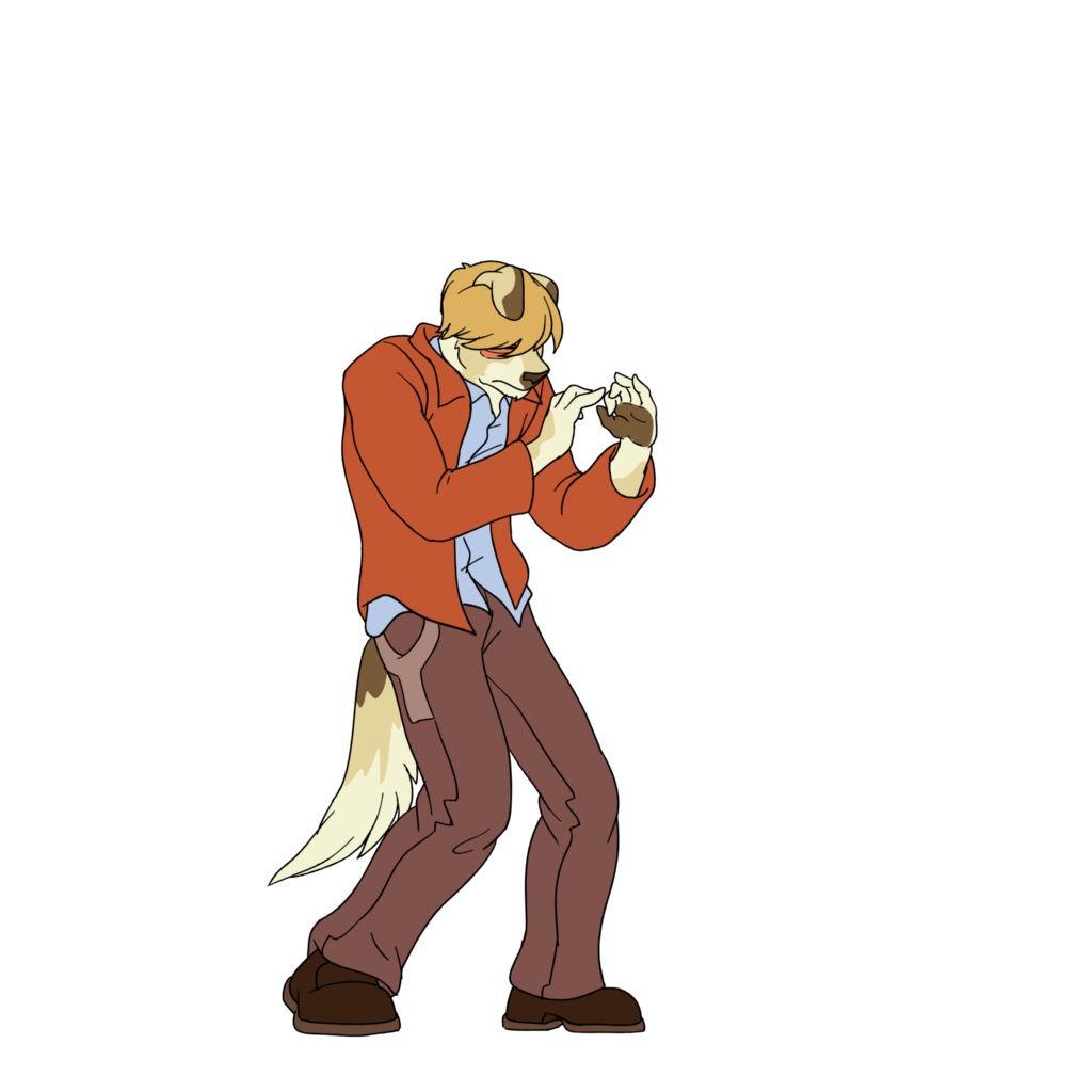 Beast's Fury Idle Stance Willi
