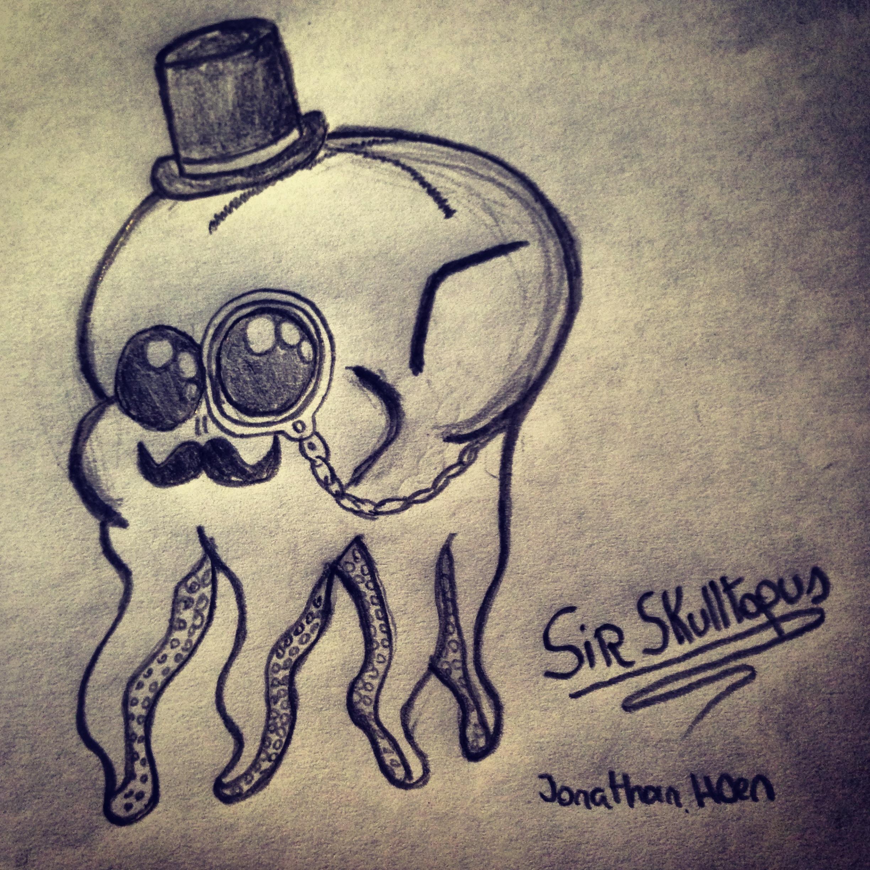 Sir Skulltopus