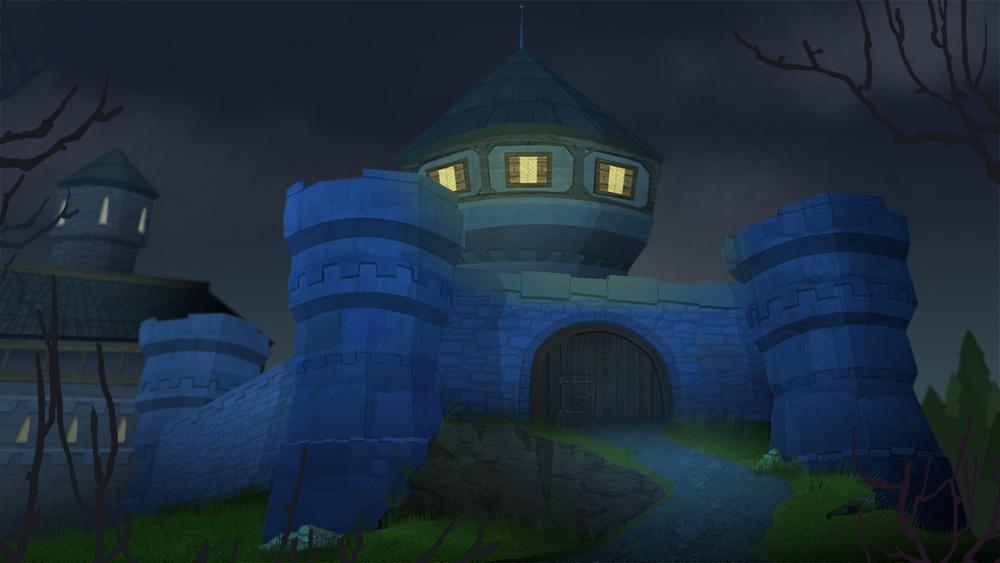 Castle Layout