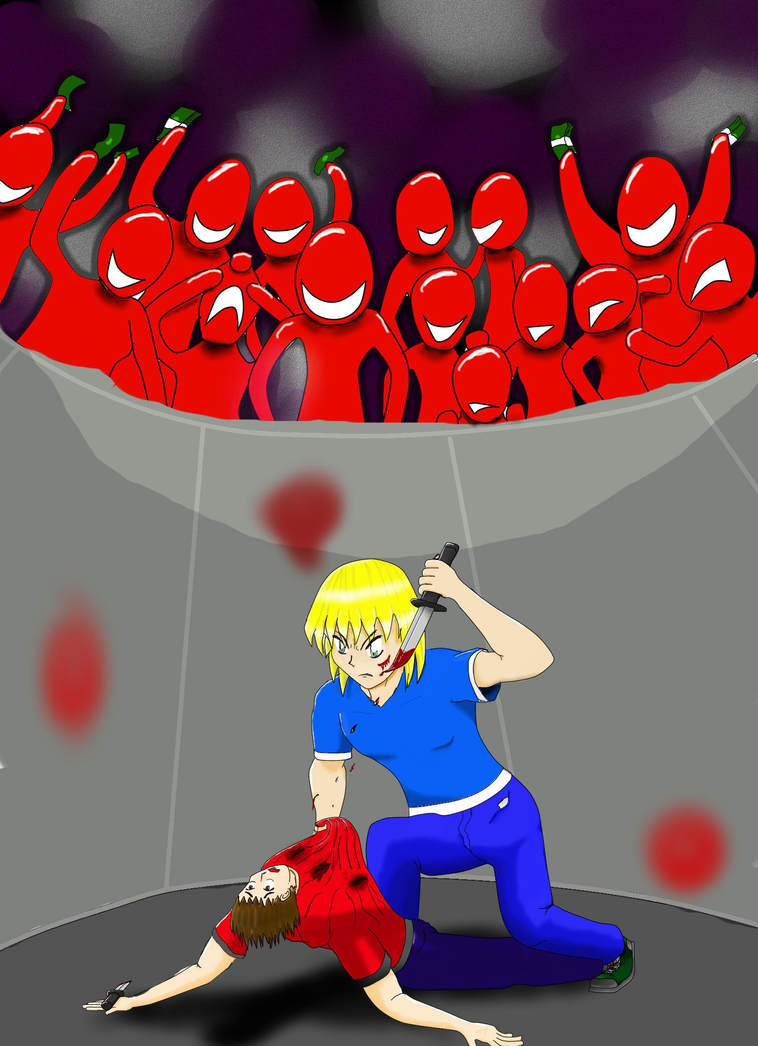 forced murder
