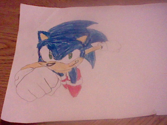 Sonic is coming