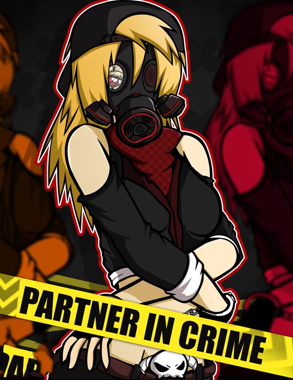 Gas mask v.2