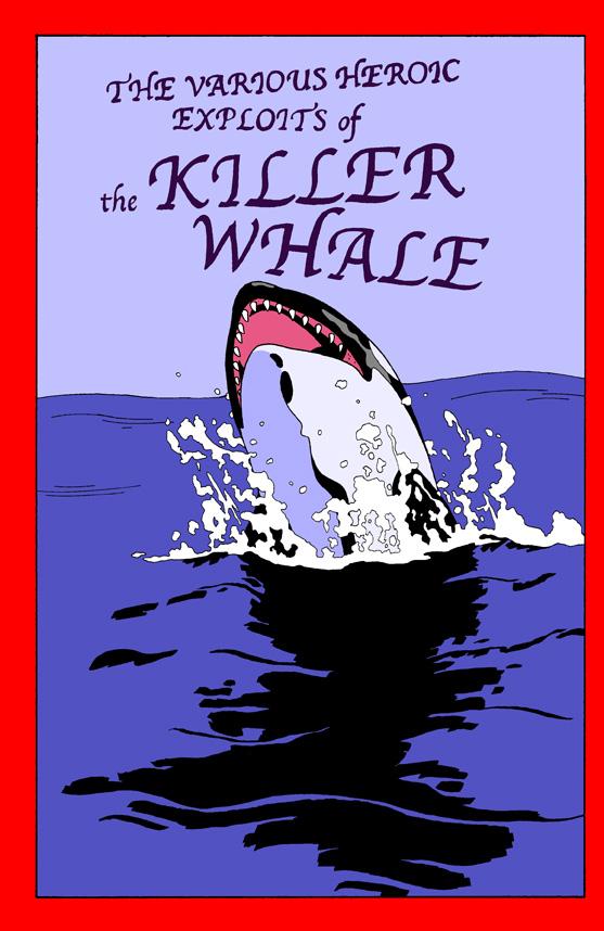 Killer Whale pg. 1