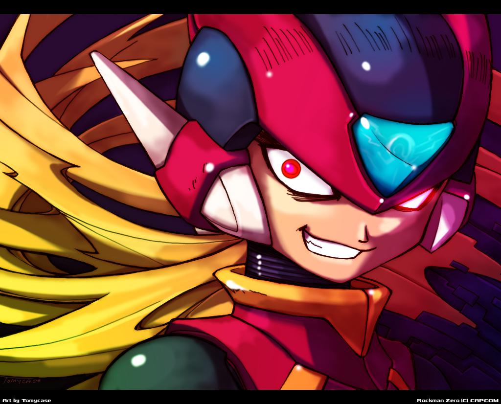 Nightmare Rockman : Omega
