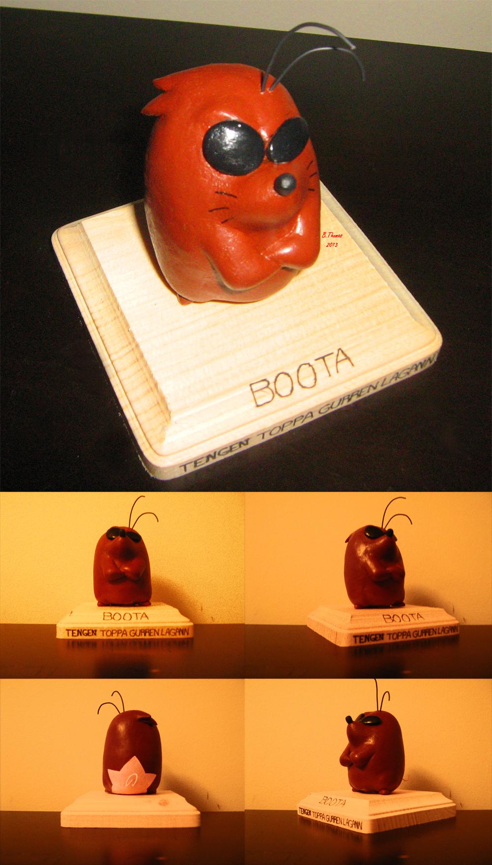 Boota Sculpture