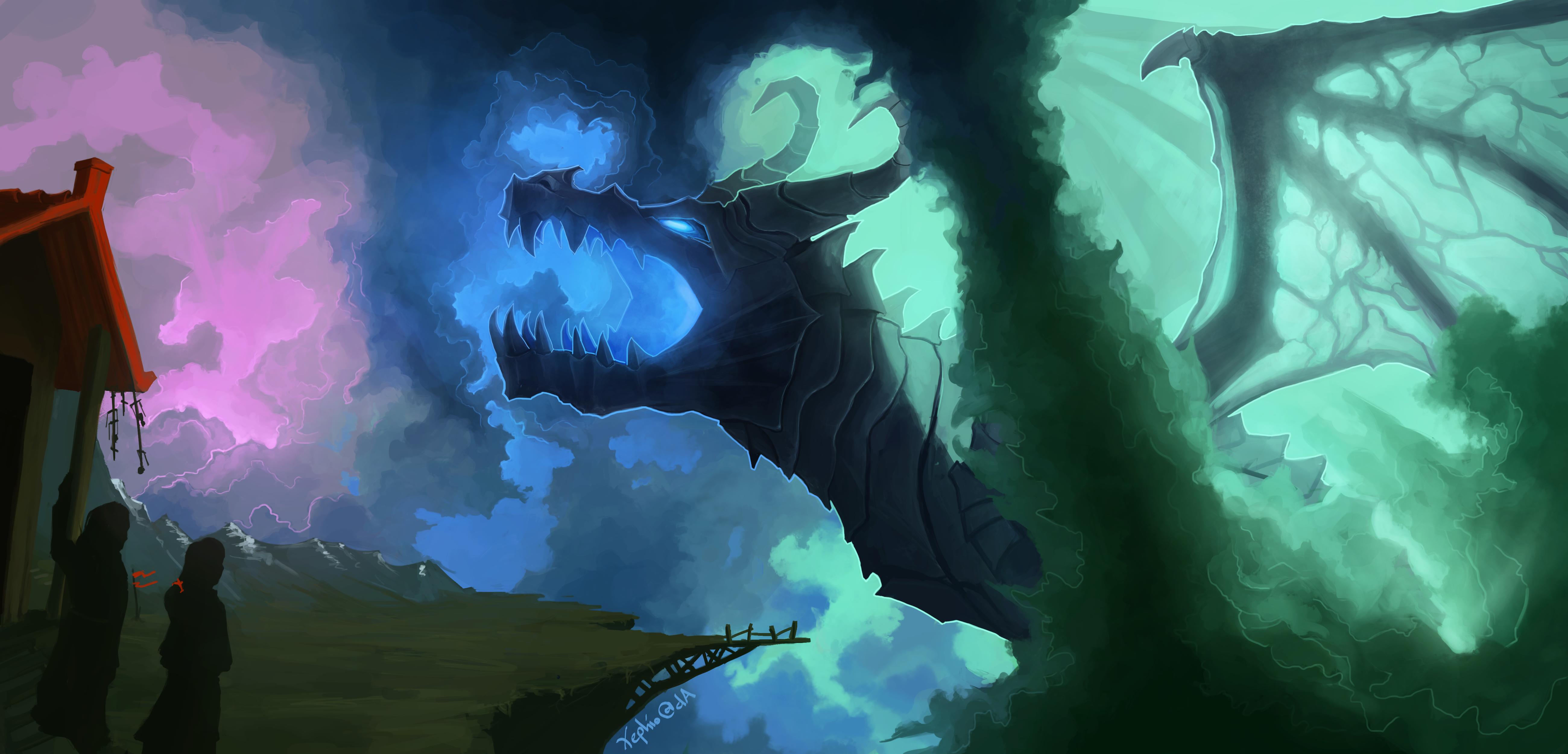 Wansayeer Dragon