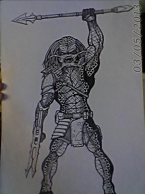 old one---predator-