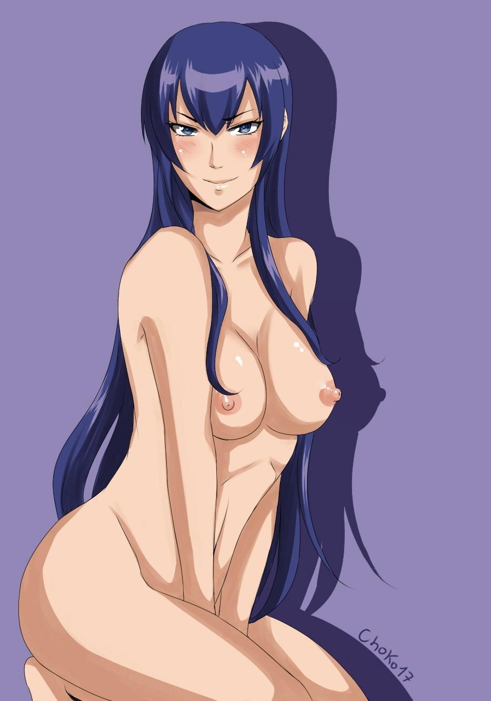 Saeko teasing