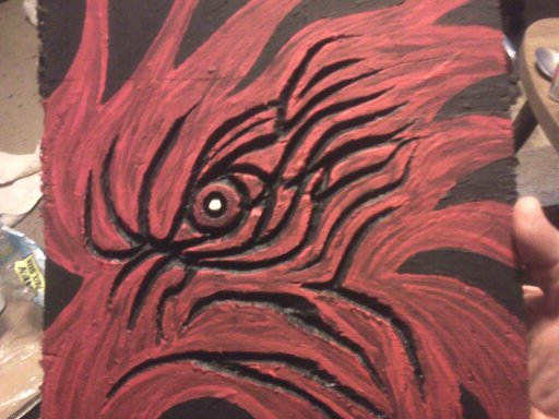 12x12 about--angry eye