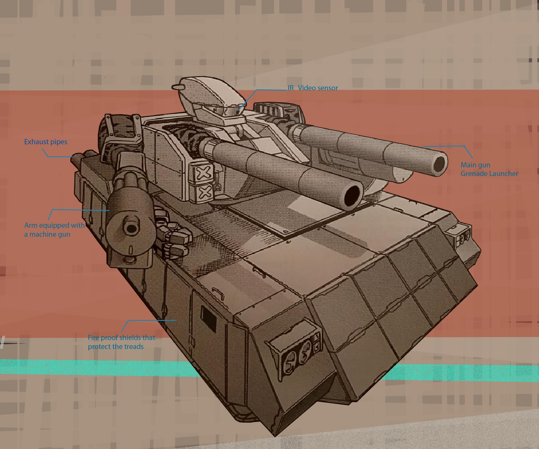 Armored Core : Midas Core