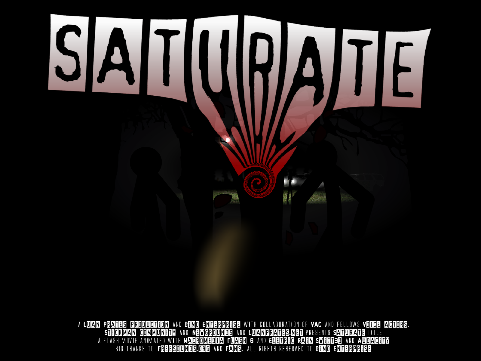 Saturate Poster