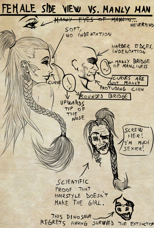 [Tutorial] Female/Male Side