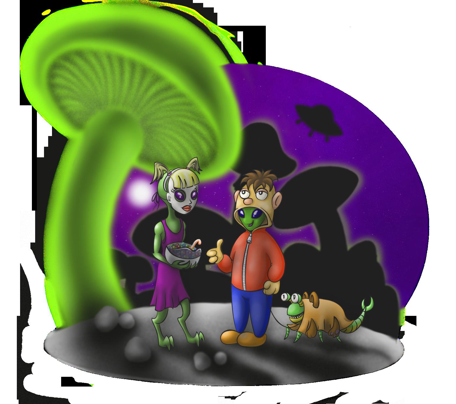 Extraterrestial Halloween