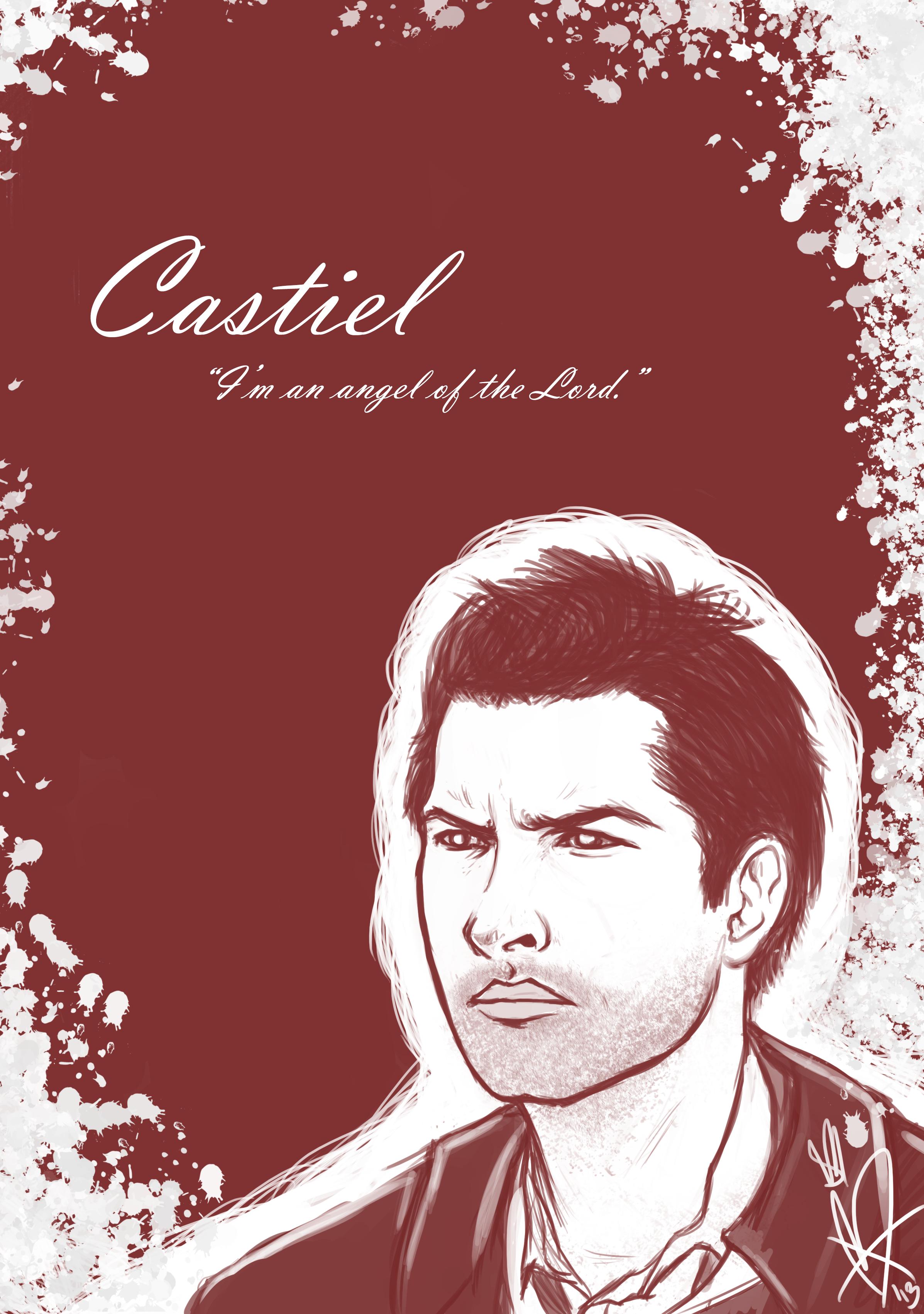 Castiel - Supernatural