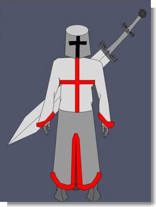 Light Templar Male Set