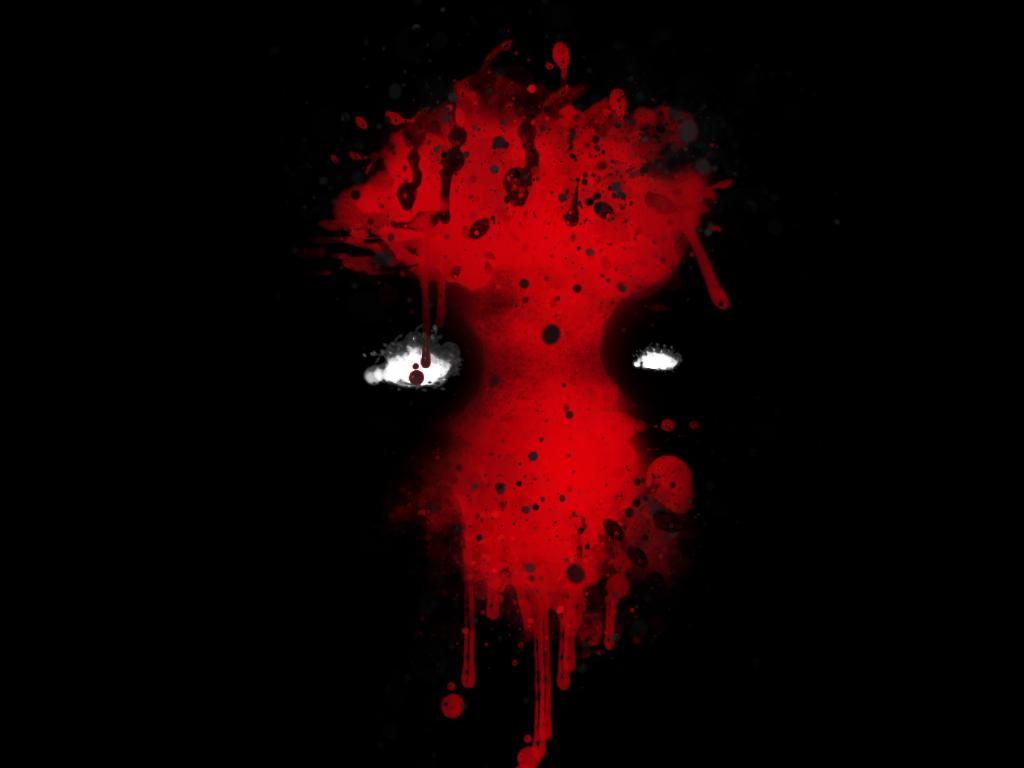 Deadpool Bloody