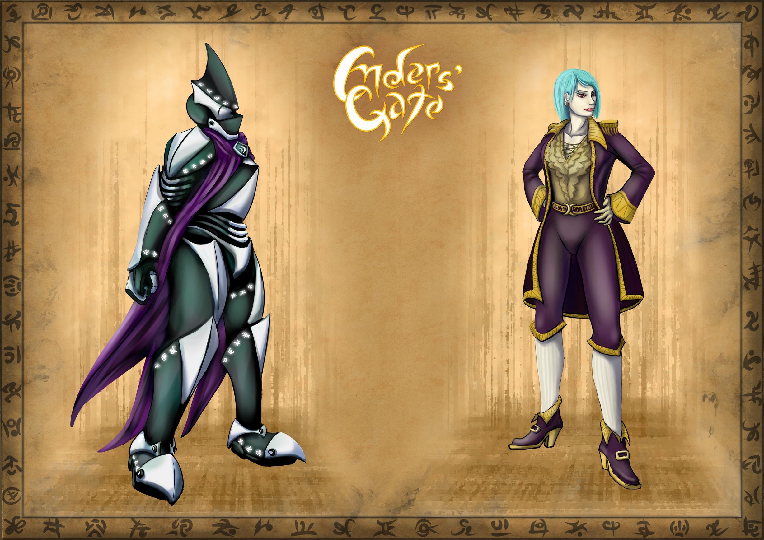 Enders' Gate: Iga