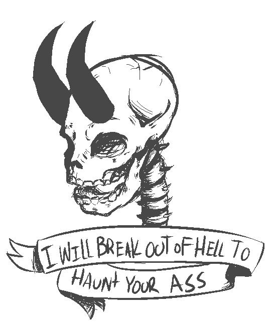 breaking outta hell