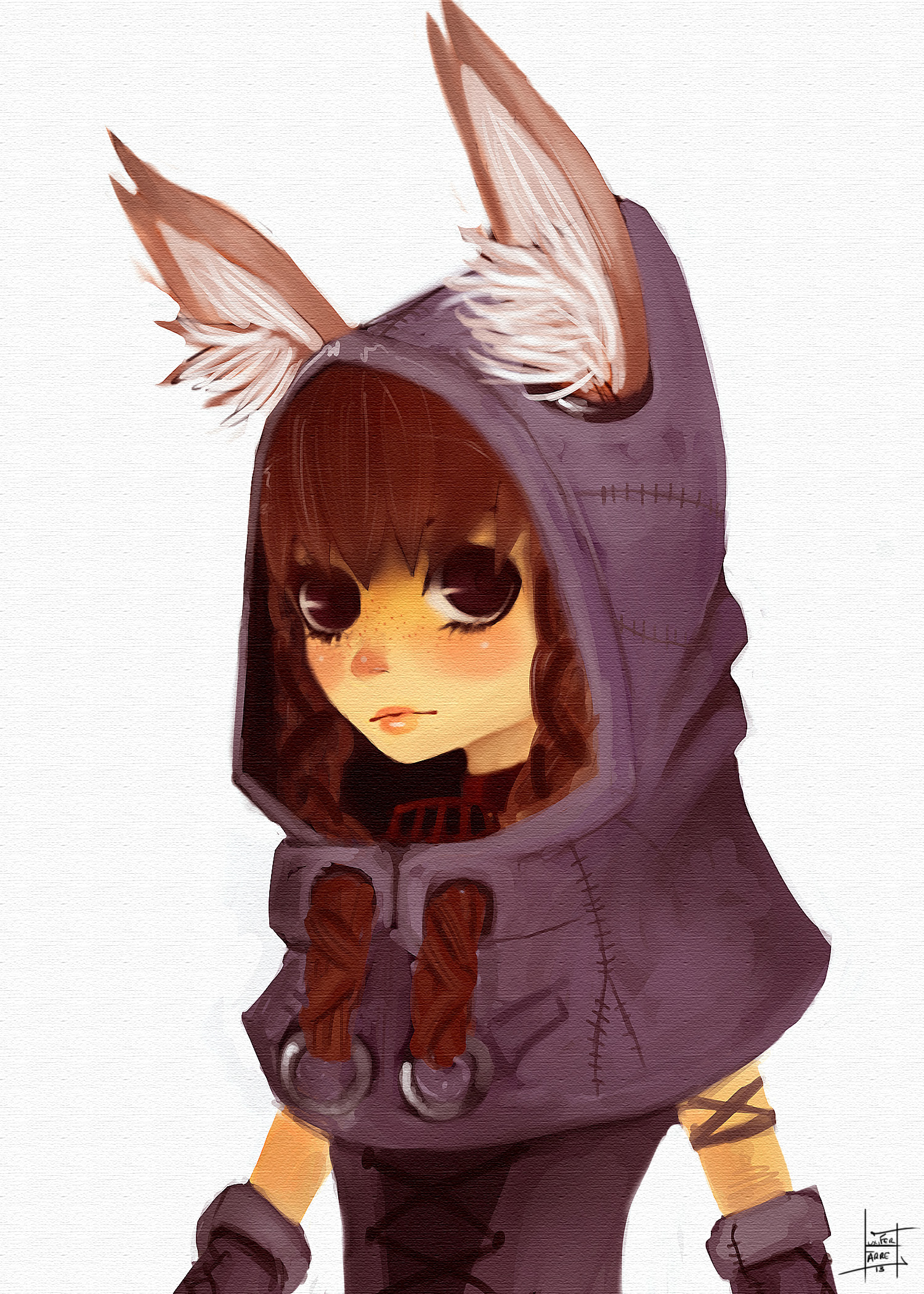 Bunny Girl Rogue.