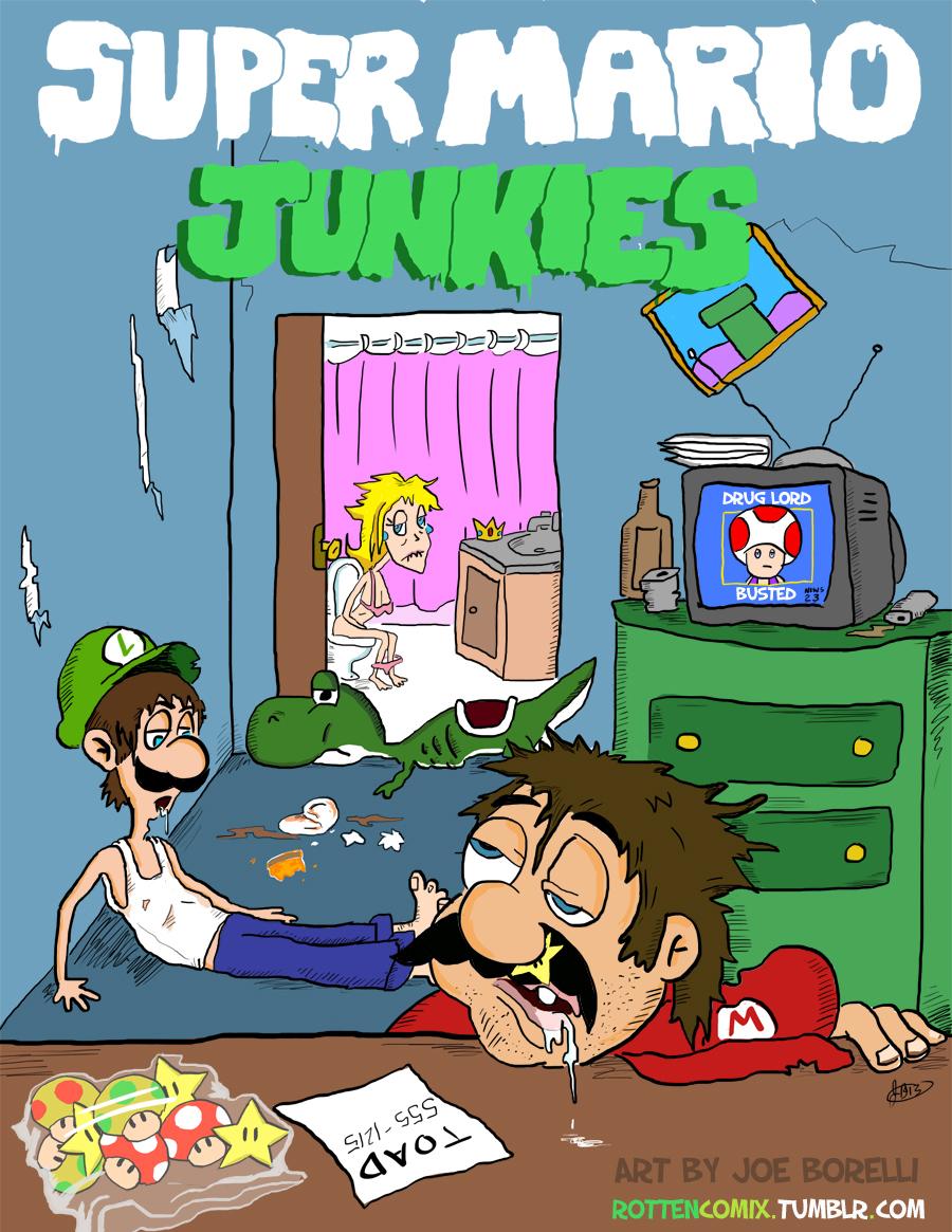 Super Mario Junkies