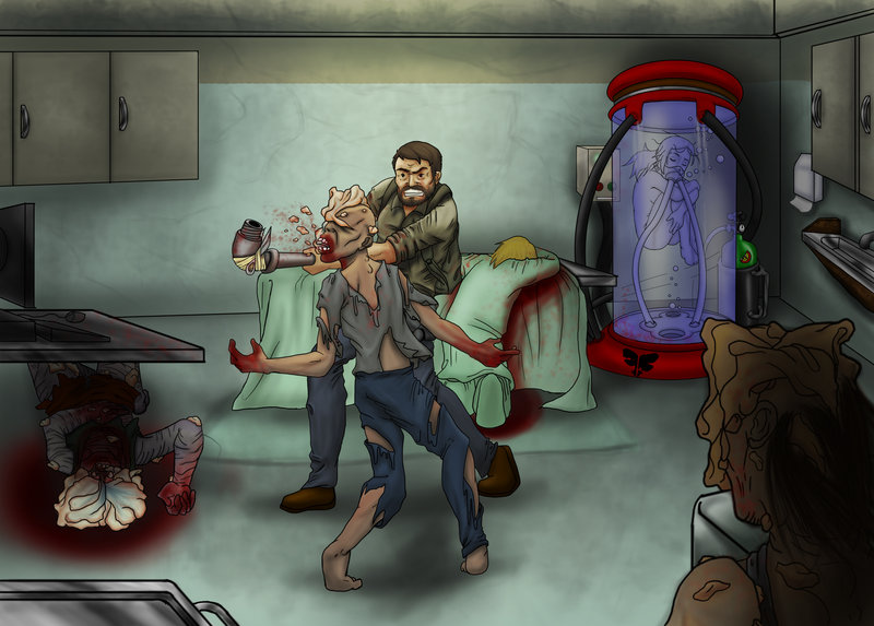 The Last of Us Fanart