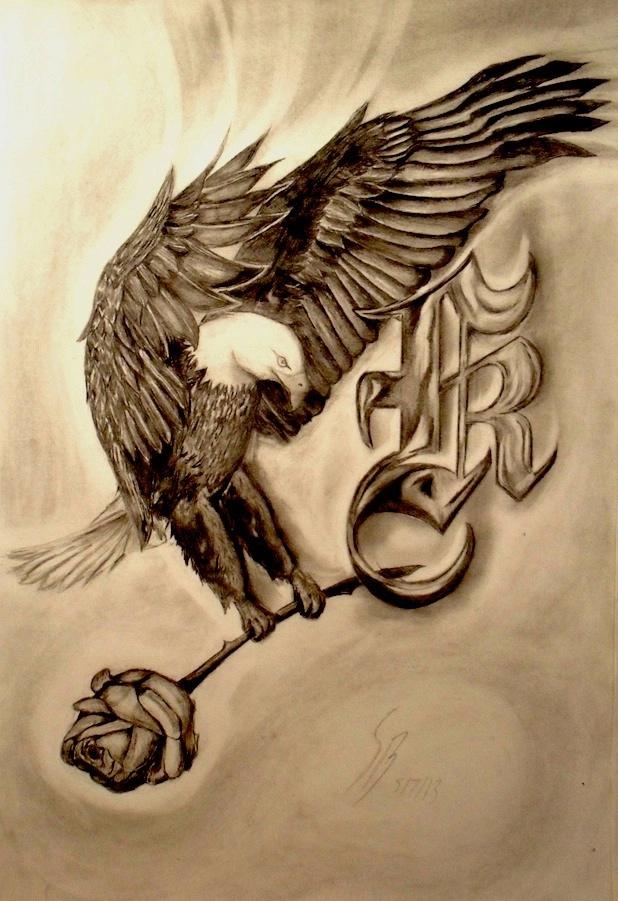 Eagle For K