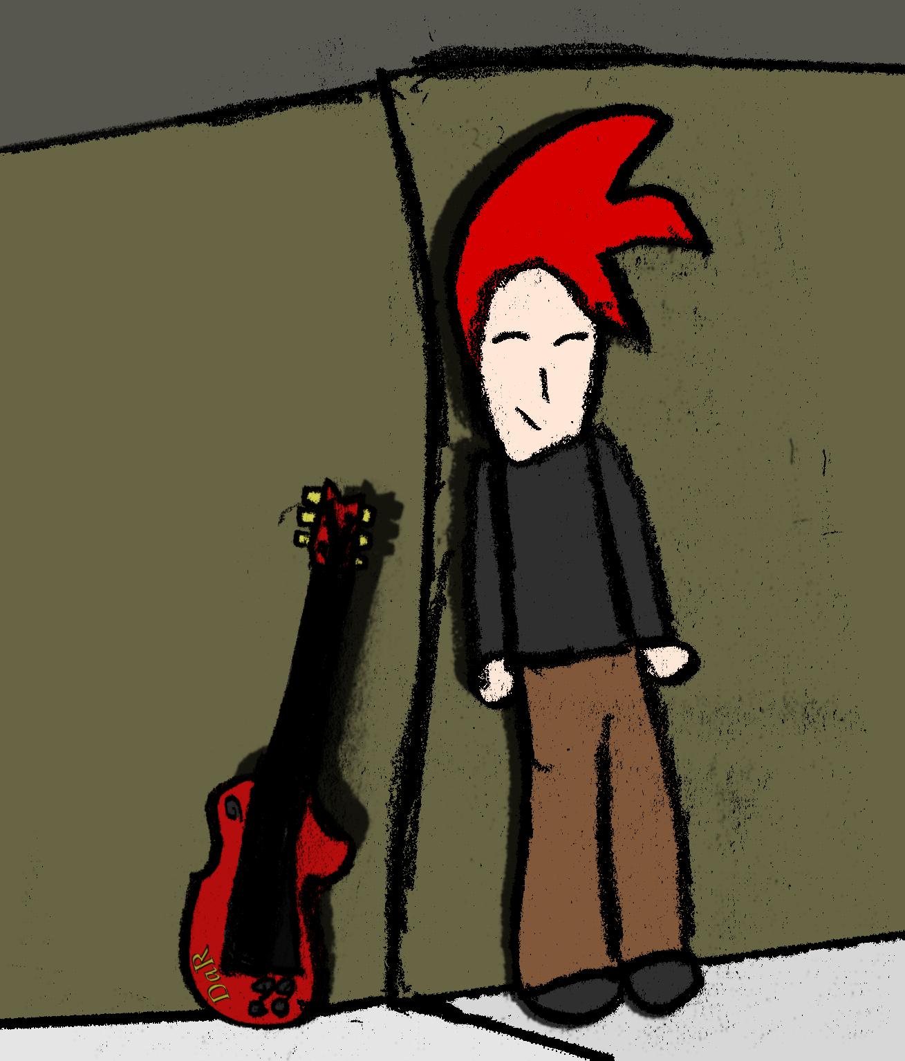 Drawn and Rocking - Kite