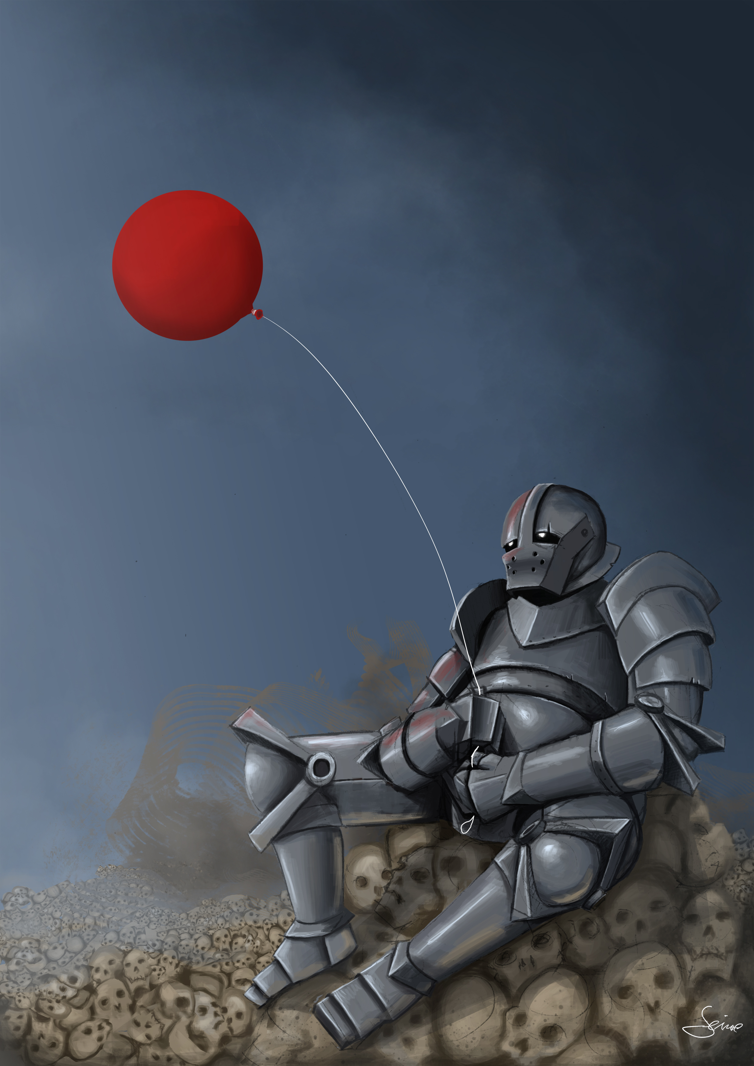 Balloon Knight