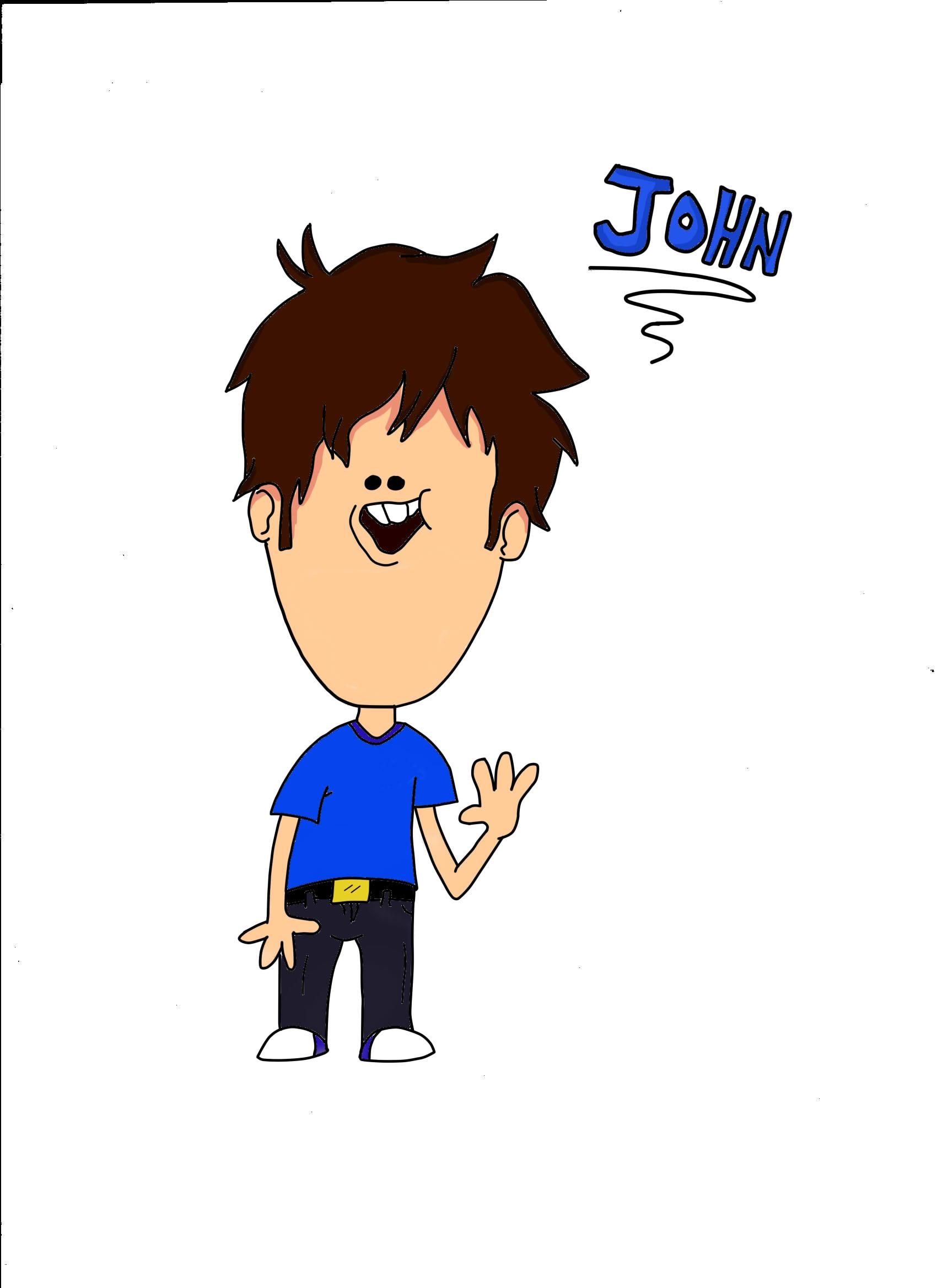 HellBenders - John