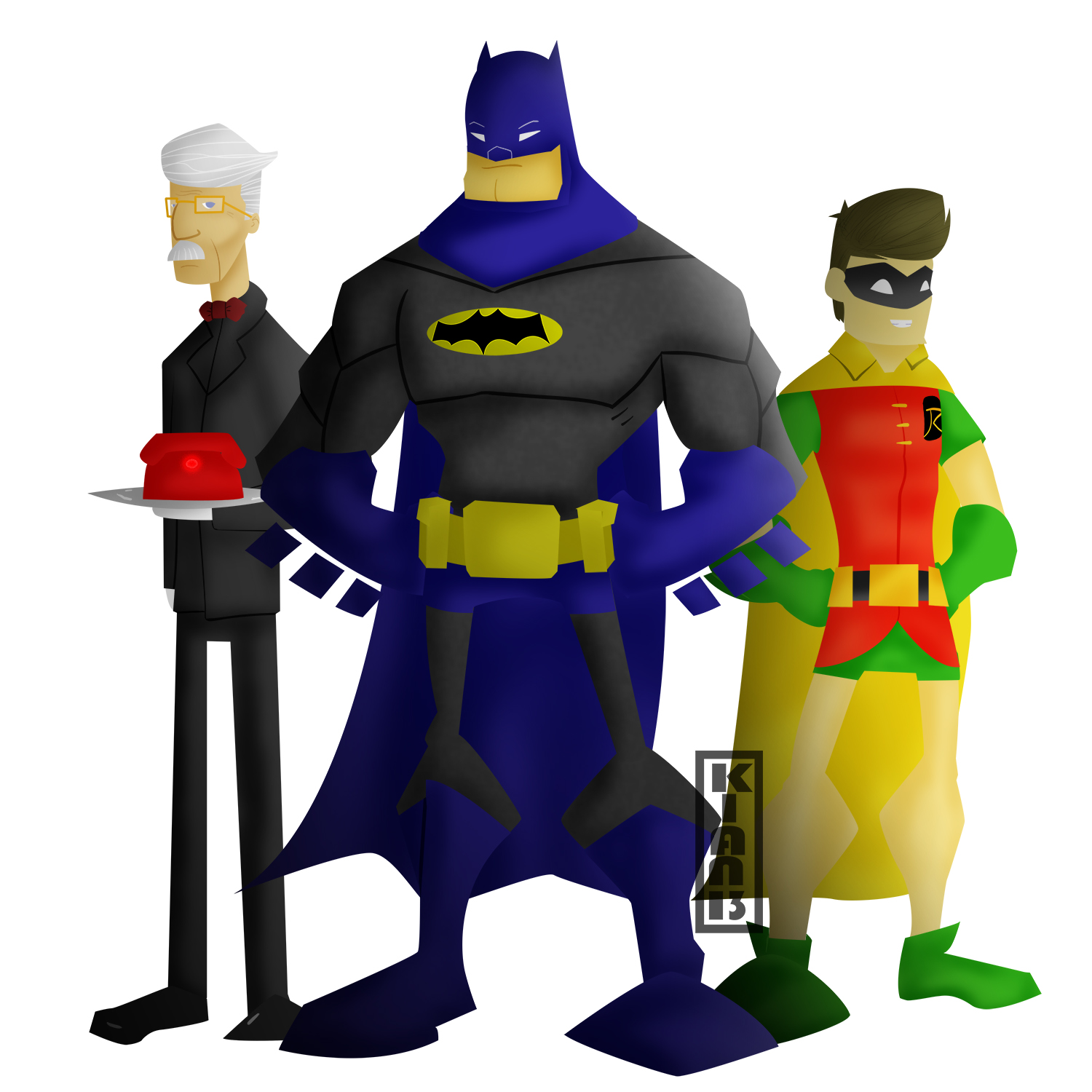 Dynamic Duo & Alfred...60