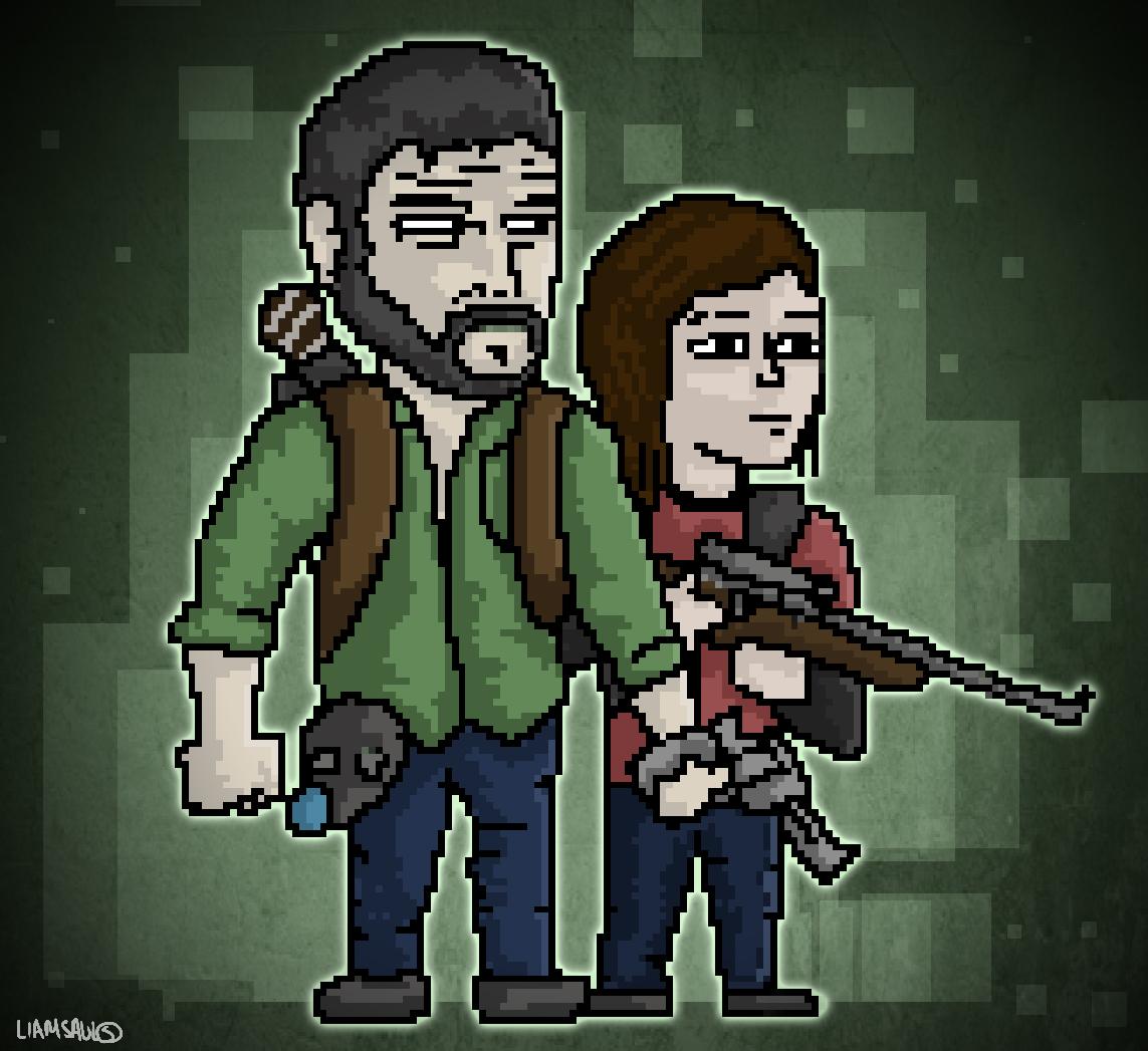 The Last Of Us Pixelz