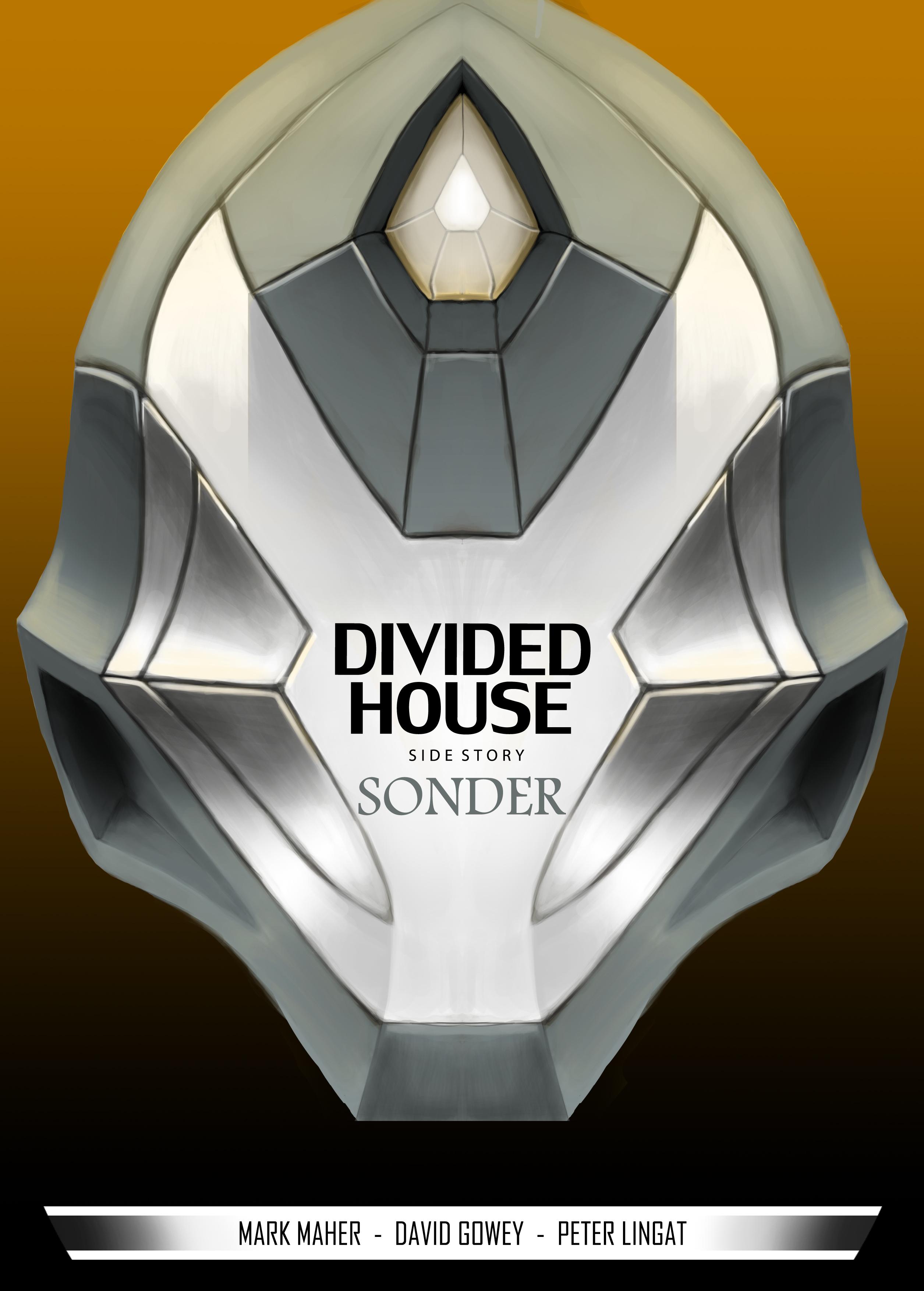 Divided house - Sonder cover.