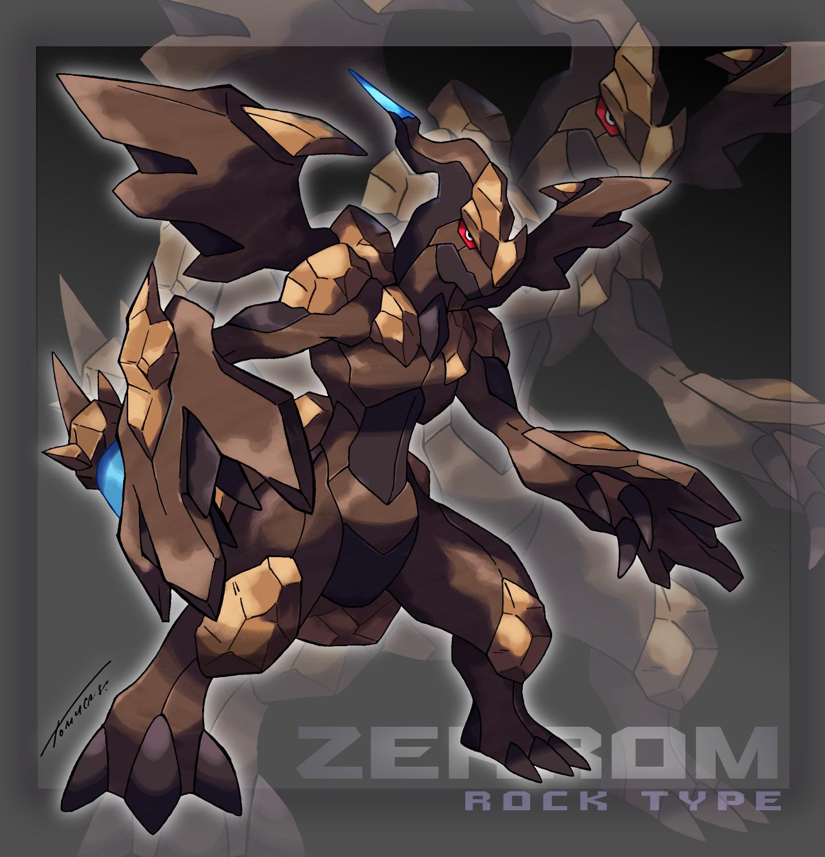 Rock Type Zekrom