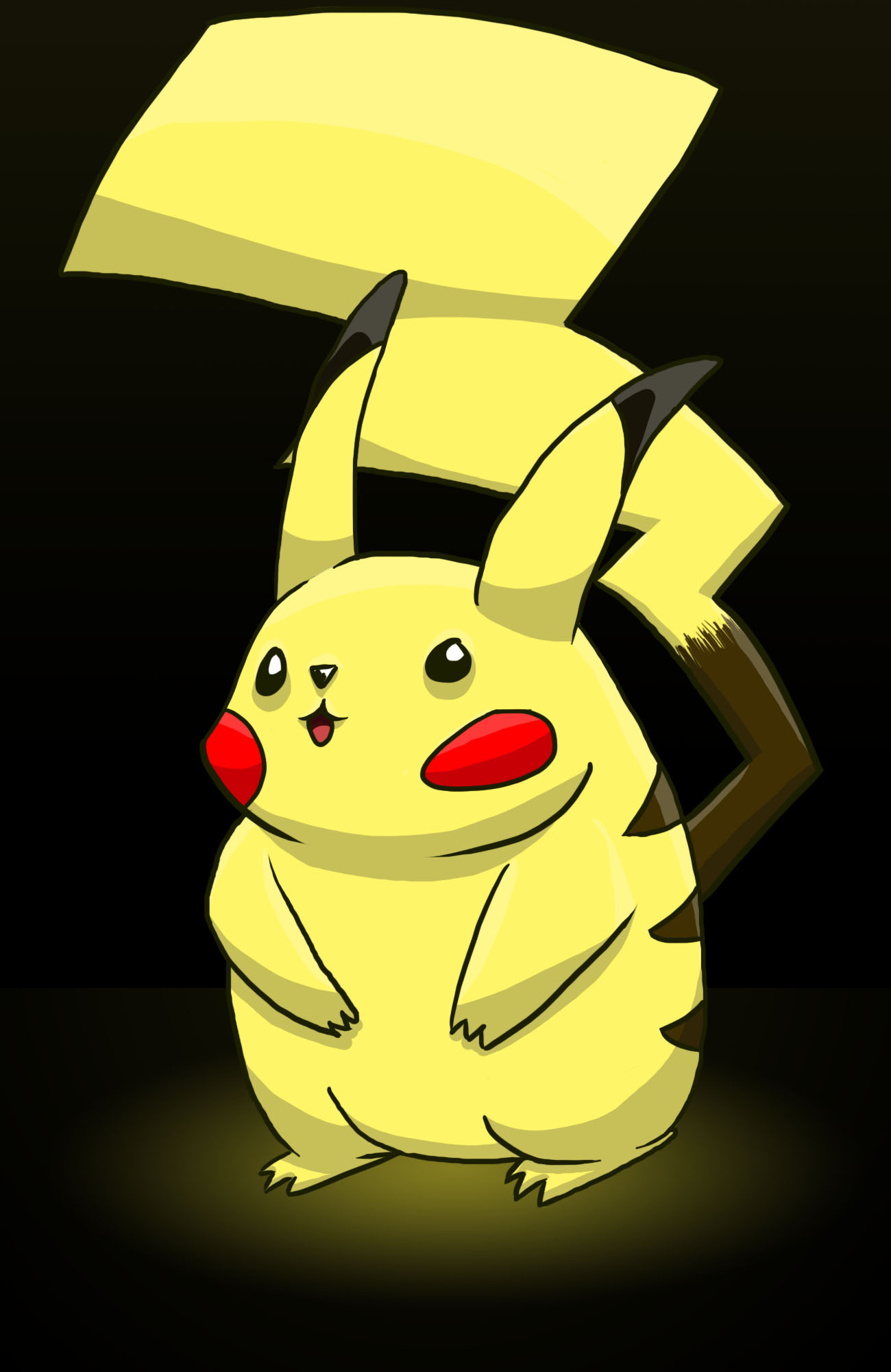 Pika the first