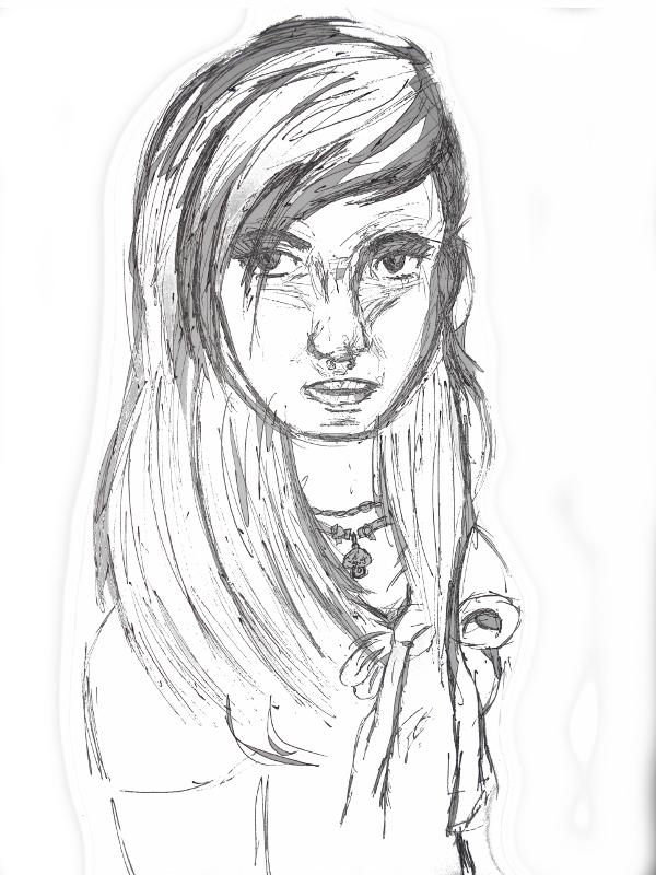 K Portrait