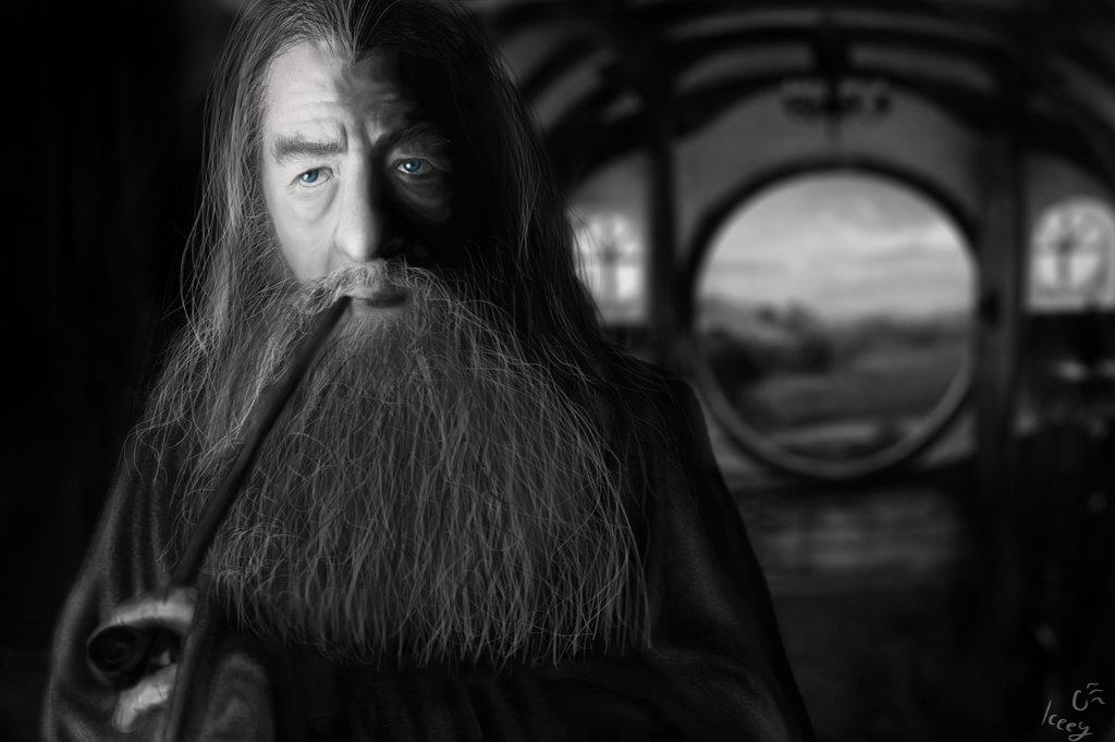 Gandalf The Grey :)