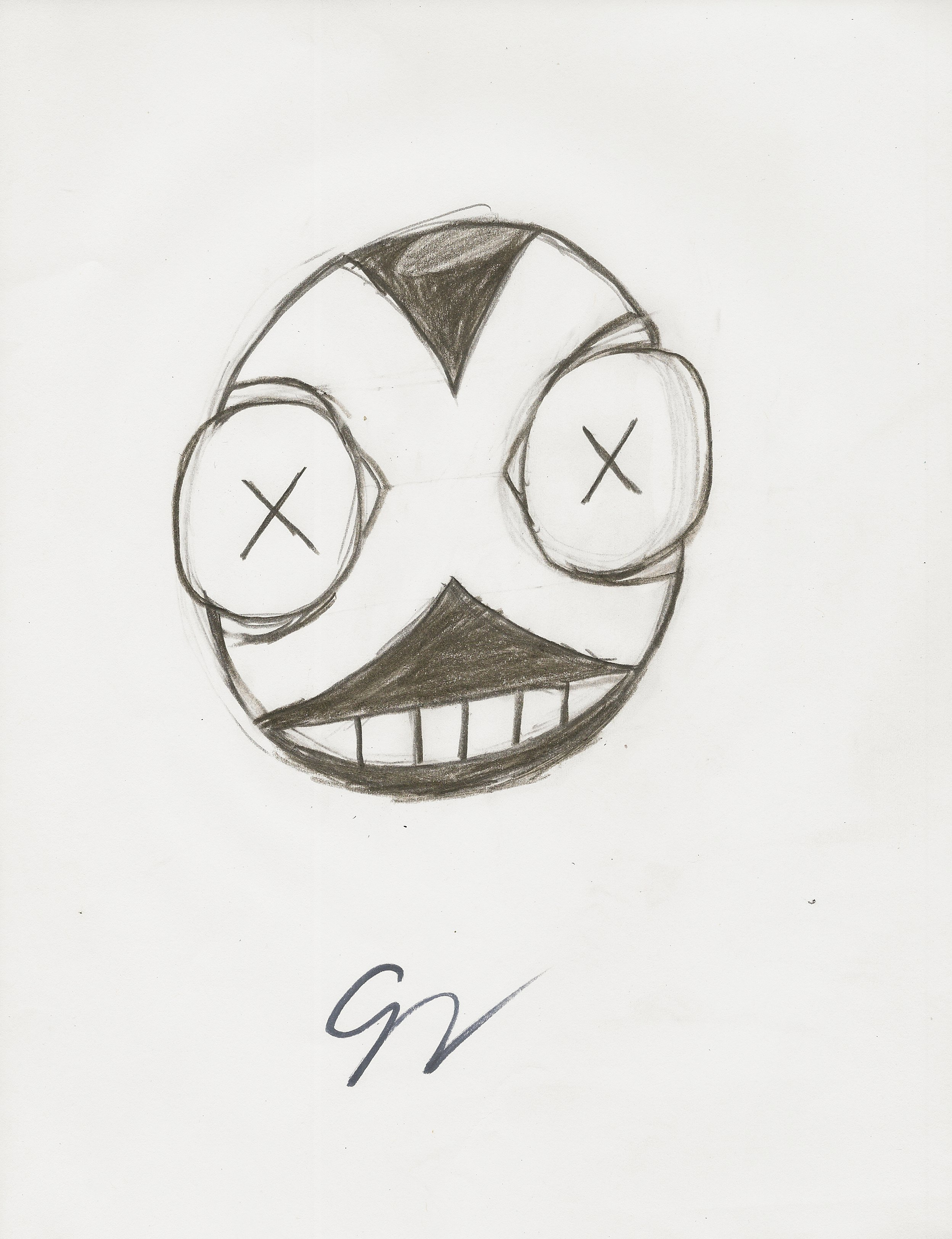 Ragnarok happy face