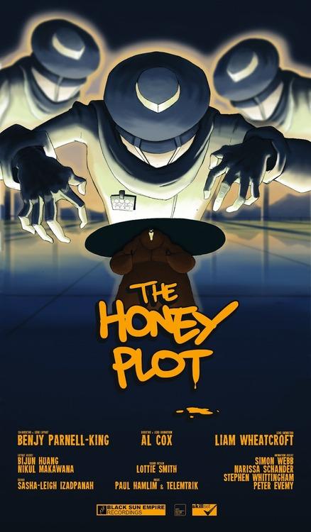 The Honey Plot poster