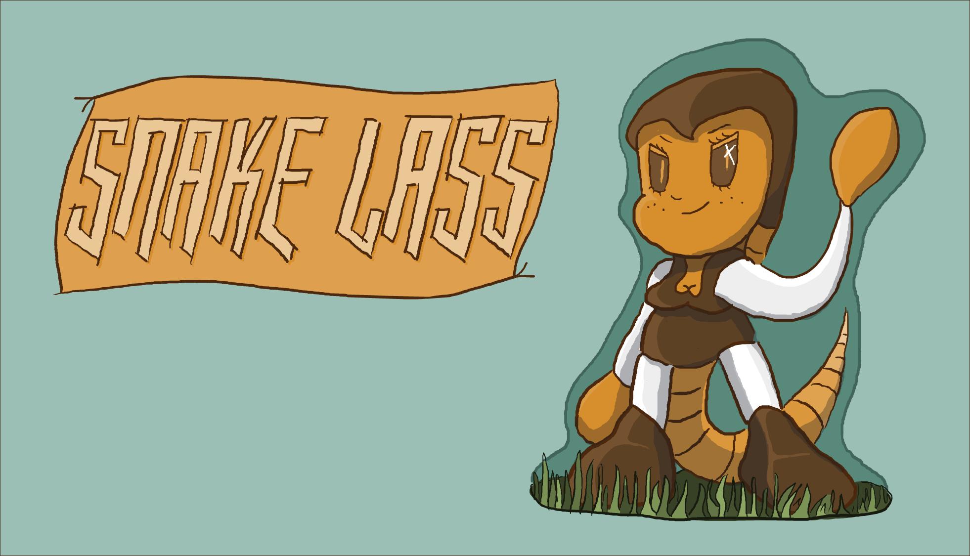 Snake Lass
