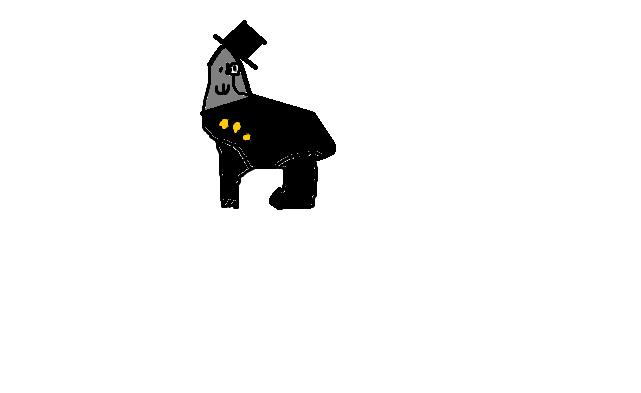 Fancy gorrila :(D