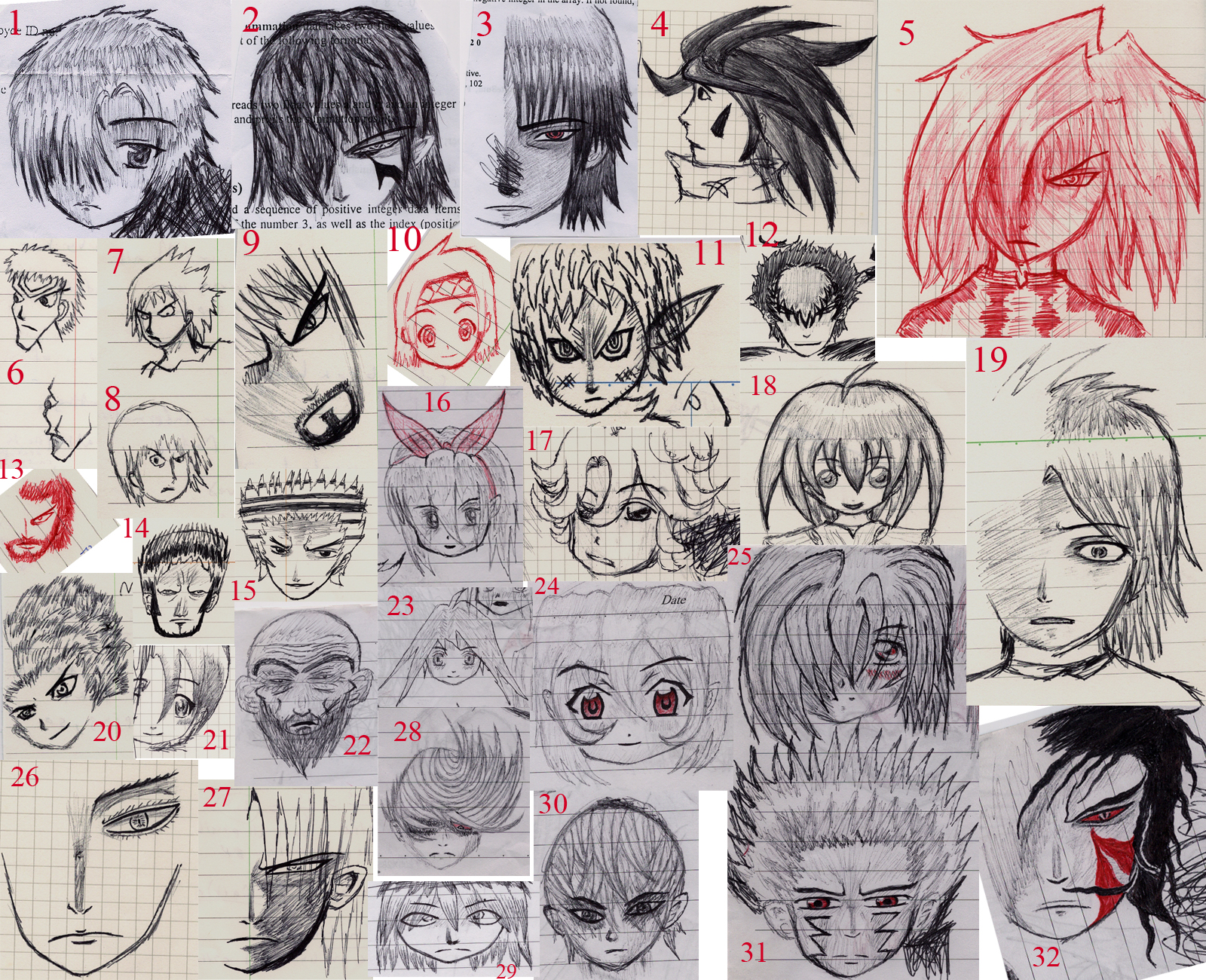 Sketches - 1