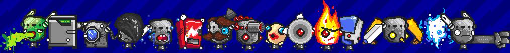 Bot Sprites